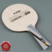 Raqueta de tenis de mesa TSP modelo 3d