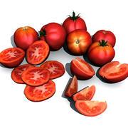 Tomatoes HQ 3d model