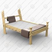 Viking beds 3d model