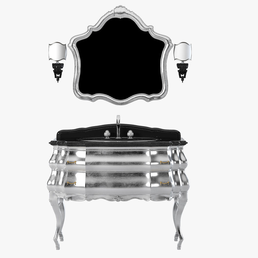 Mobili da bagno Bianchini & Capponi Modello 3D $39 - .obj .fbx .max ...