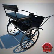 Carriage V3 3d model