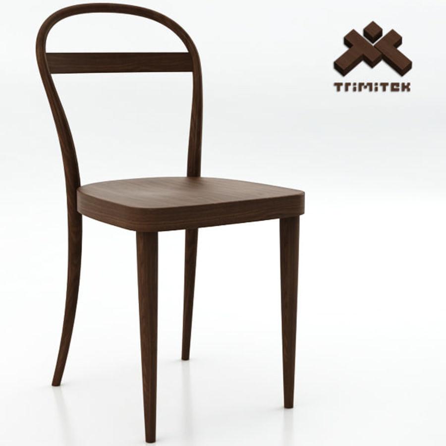 Thonet Muji chair 3D Model $29 -  obj  dwg  dxf  3ds  fbx  max - Free3D