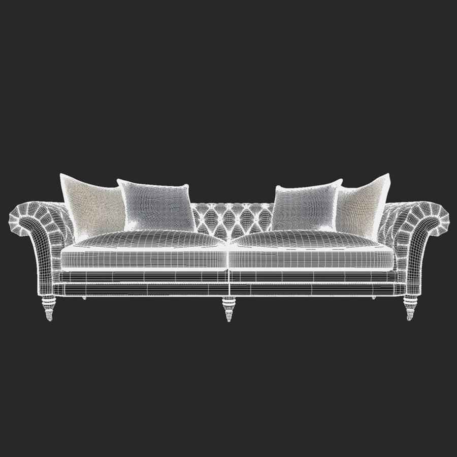 Admirable Ralph Lauren Brook Street Tufted Sofa 3D Model 35 Obj Download Free Architecture Designs Grimeyleaguecom