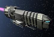 Medium_Cruiser 3d model