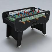 Fussball table05 3d model
