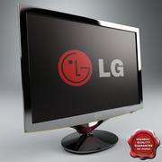 Überwachen Sie LG W2486l 3d model