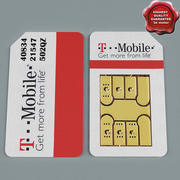 Sim Card V3 3d model