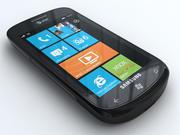 Samsung Focus 3d model