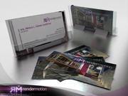 D1.C3.09 Card Holder_RM (MAX) 3d model