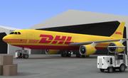 비행기 4 3d model