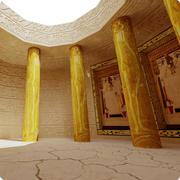 Egypte 3d model