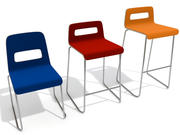 Lapalma HOLE chairs 3d model