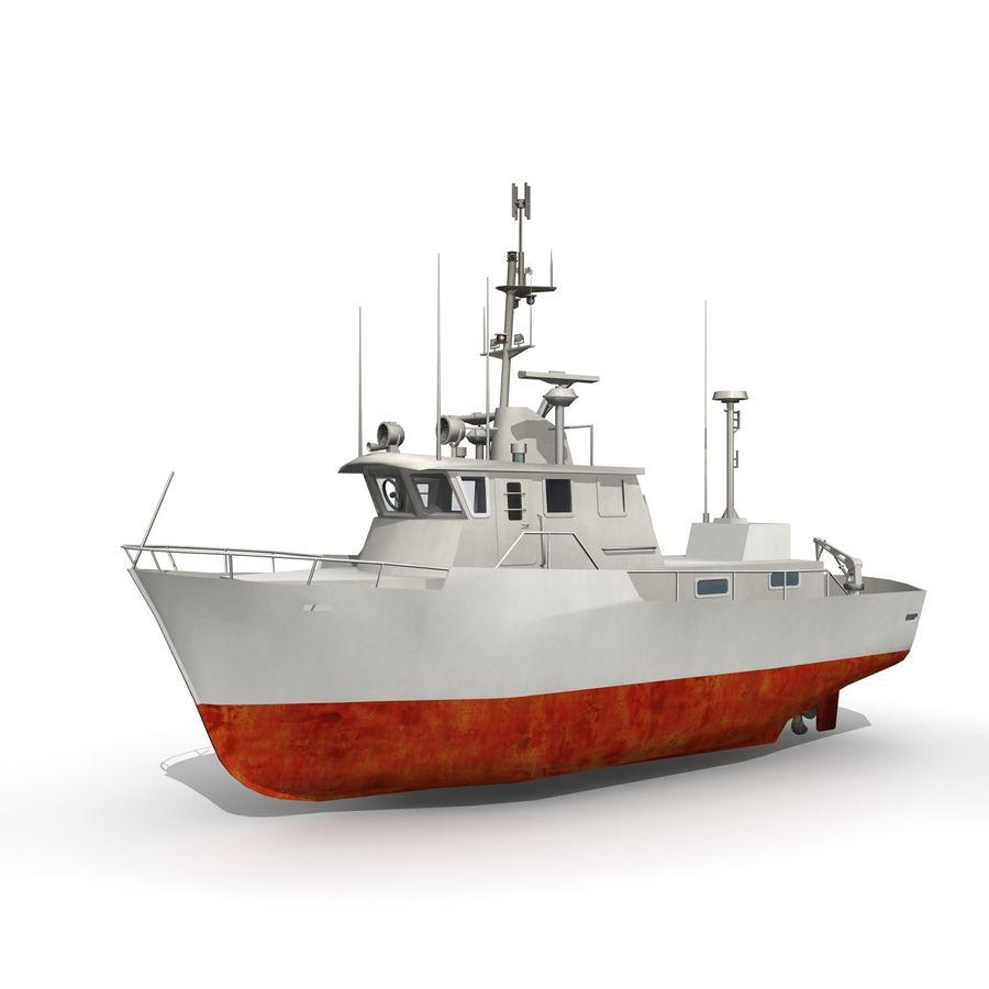 船 royalty-free 3d model - Preview no. 1