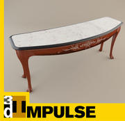 Table 2 3d model