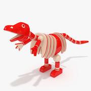 Baby Toy Dinosaur 3d model