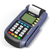 finanse pos terminal system m20a m3620 t maszyna do płatności kartą kredytową (1) 3d model