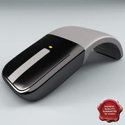 Microsoft Arc Touch Mouse 3d model
