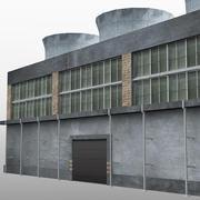 건물 01 3d model