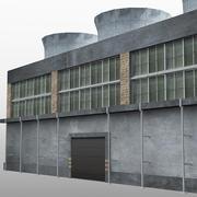Buildings 01 3d model