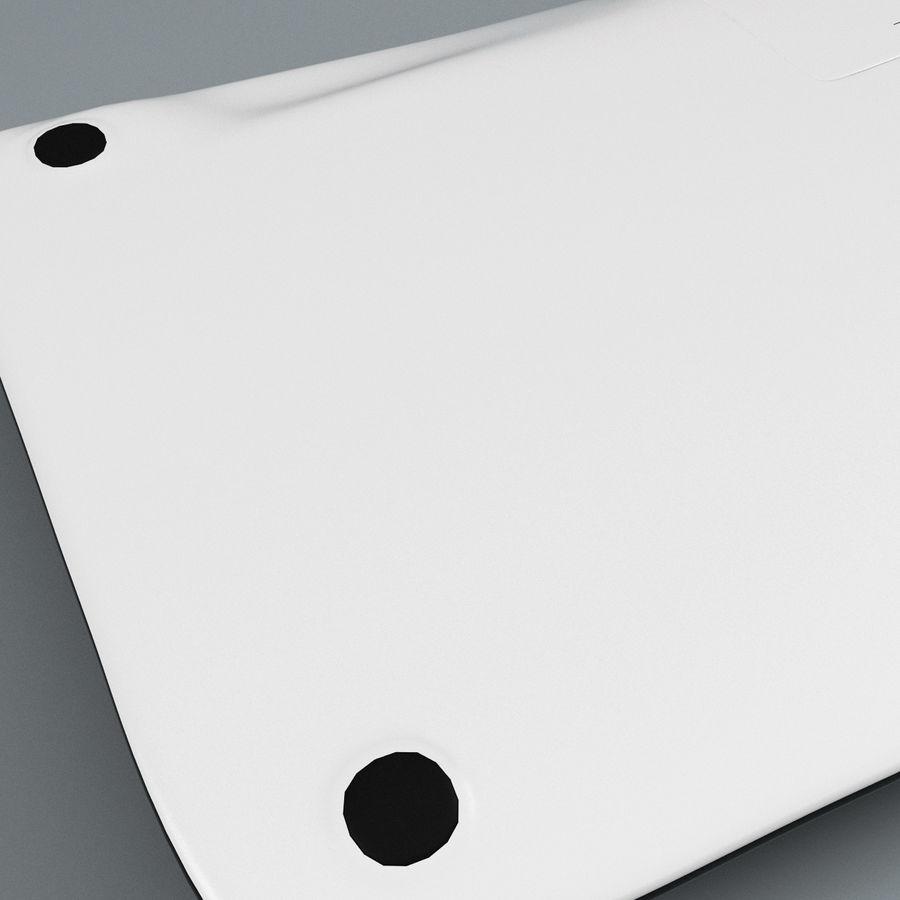 Microsoft Arc Keyboard royalty-free 3d model - Preview no. 15