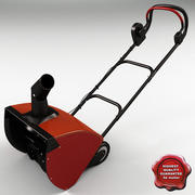 Snow Blower STE 22040 3d model