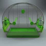 Клетка для птиц V3 3d model