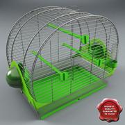 鸟笼V3 3d model
