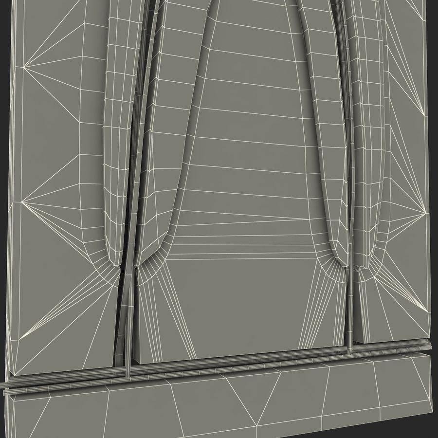 牙齿解剖学 royalty-free 3d model - Preview no. 14