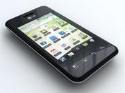 LG Optimus Chic E720 3d model