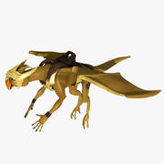Dragon Creature 3d model
