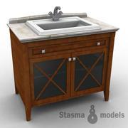 Wastafel 3d model