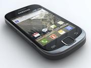 Samsung Galaxy FIT 3d model