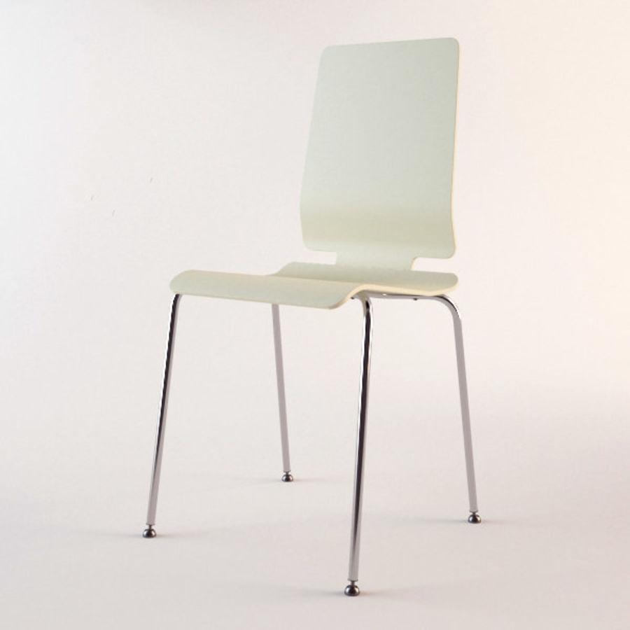 Ikea Gilbert Chair 3d Model 6 Obj Max 3ds Free3d