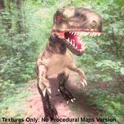 Тиранозавр Рекс 3d model