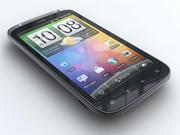 HTC Sensation 3d model