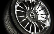 DOTZ-Wheel Rim Tire 3d model