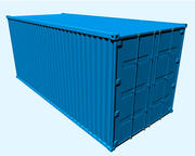 ISO-Container 3d model