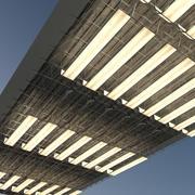 Ceiling Structure 3d model