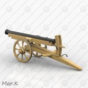 Kanon 3d model