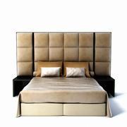 Fendi bed 3d model
