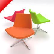 Lotus Chair 3d model