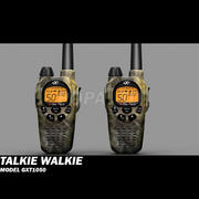 GXT1050 TalkieWalkie 3d model