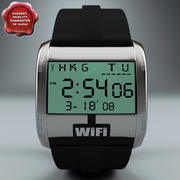 WiFi Watch 3d model
