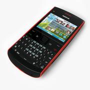 Nokia X2-01 3d model