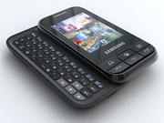 Samsung Chat 350 3d model