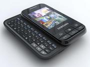 三星Chat 350 3d model