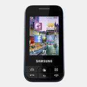 Samsung Chat 350 3d model