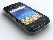 Samsung Galaxy Gio S5660 3d model