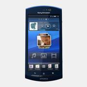 Sony Ericsson XPERIA Neo 3d model