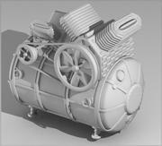 Kompressor 3d model